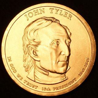2009 P John Tyler Satin Dollar Pos A In 2x2 Flip photo