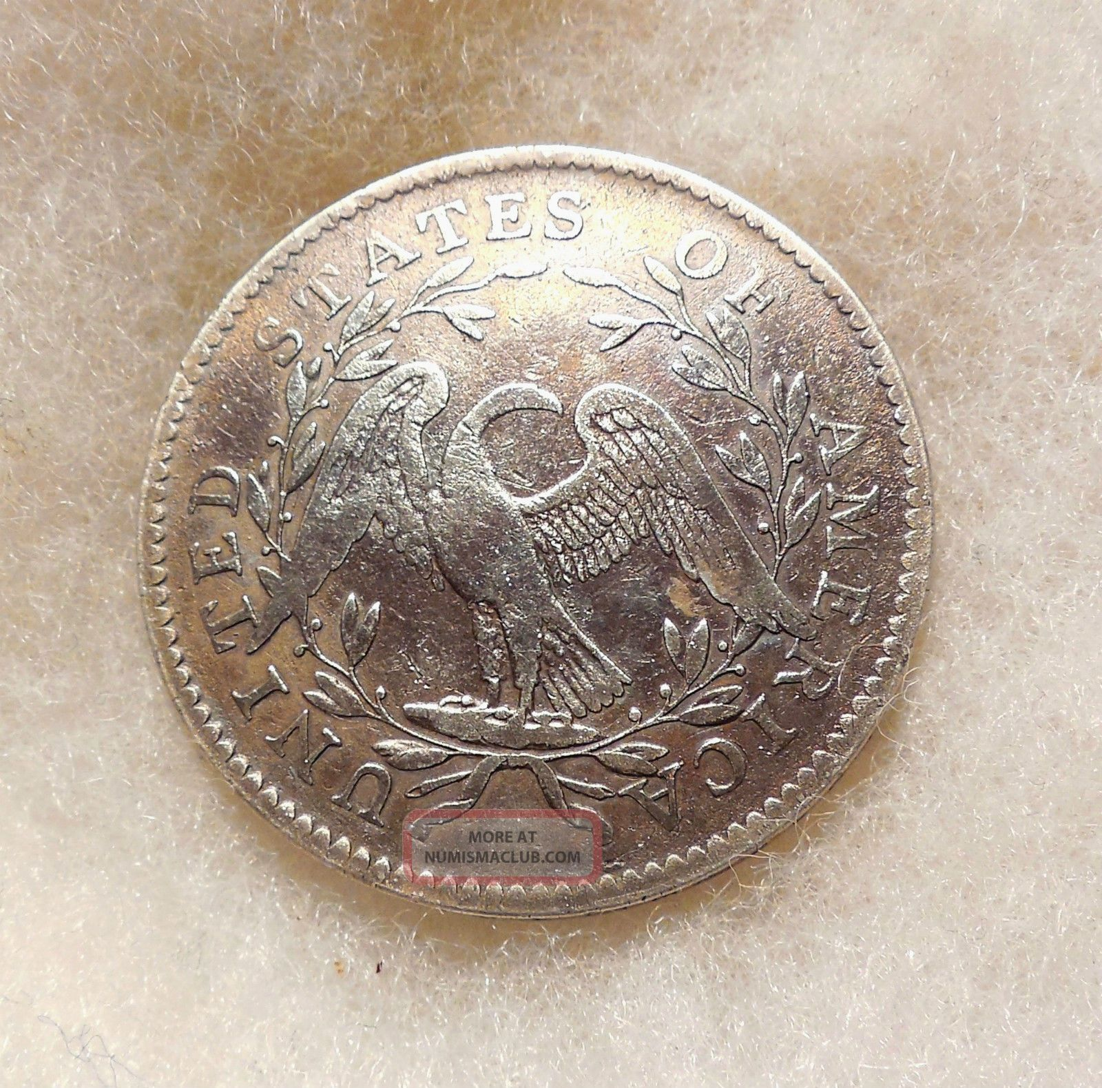1829 Capped Bust Half Dollar 1829 Capped Bust Half Dollar