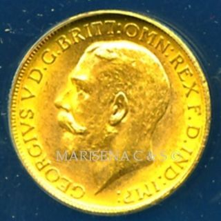 1911 C Canada G V Gold Coin Sovereign Anacs Cert.  Ms 62 Brilliant Luster photo