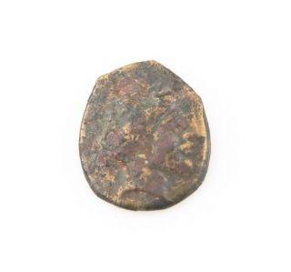 400 - 344 Bc Ancient Greece Coin Vf Nymph Larissa Thessalay Sear 2129 Bmc 7.  89 photo