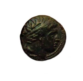 Philip Ii Ae17 Macedonian King 359 - 336 Bc photo