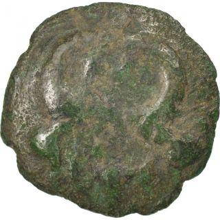 [ 65193] Ambiens (région D ' Amiens),  Bronze Aux Chevaux Affrontés photo