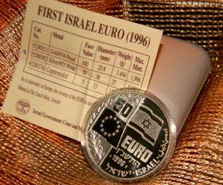 Israel Silver Medal