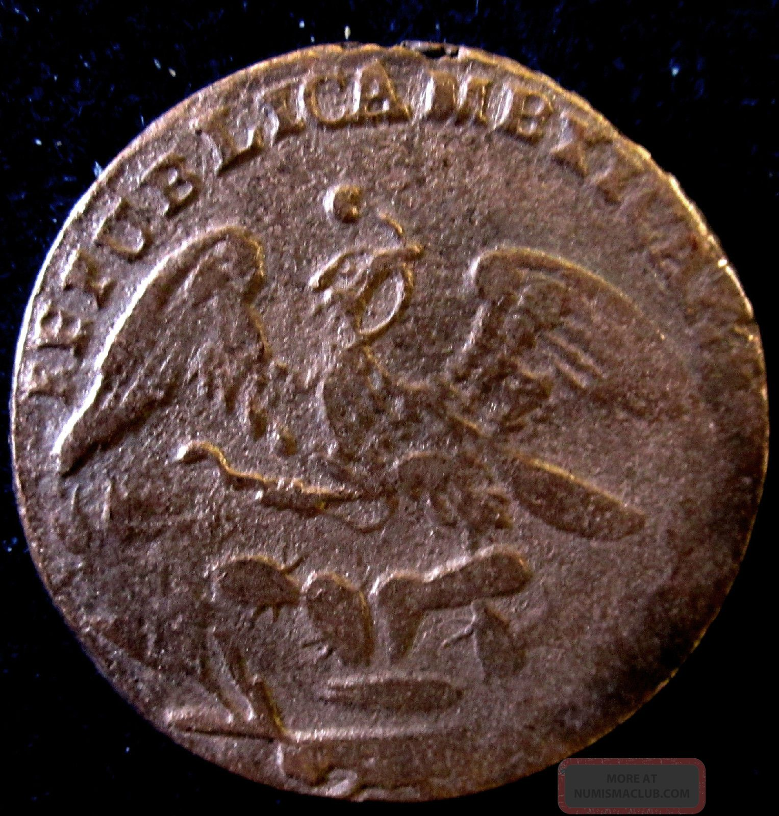 republica mexicana coin