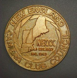 England Camera Club Council,  Neccc photo