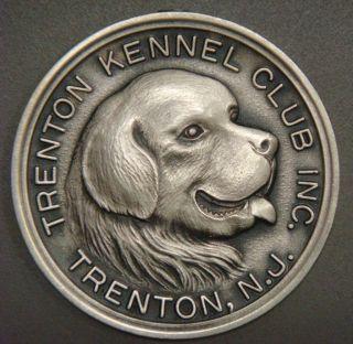 Trenton Kennel Club Inc.  (dog Pictured) Trenton,  N.  J. photo