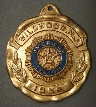 American Legion,  Wildwood,  N.  J.  1956 photo