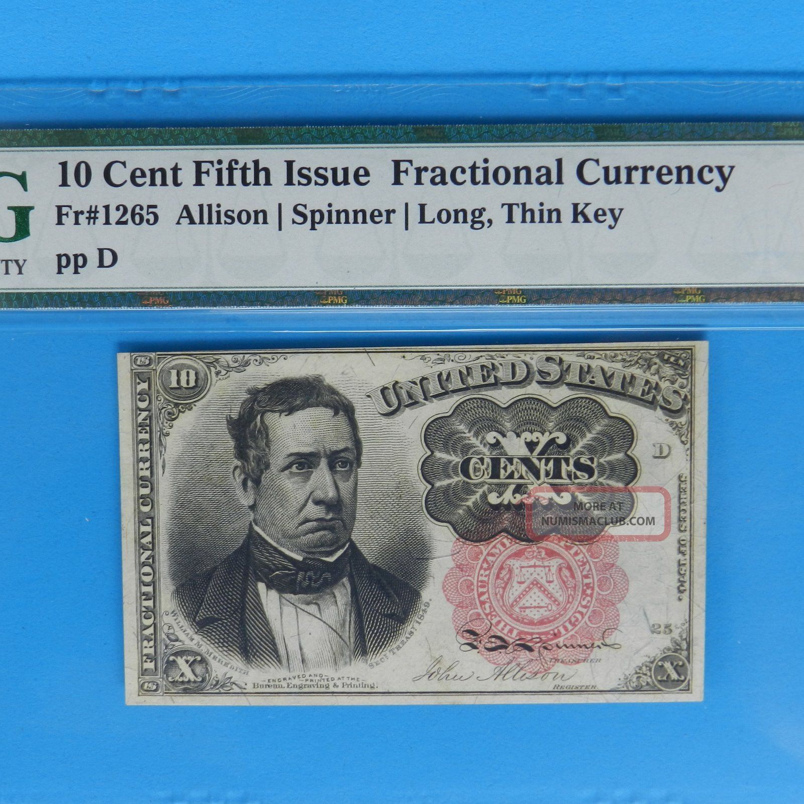 negative essay fractional currency
