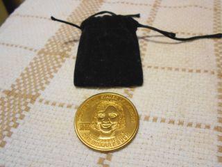 Bill Clinton Era Novelty Coin