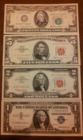 us paper currency price guide