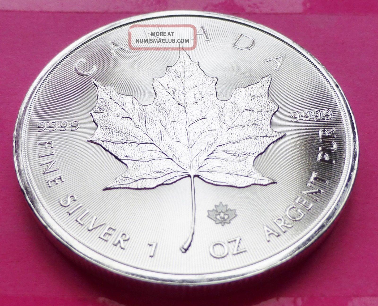 canadian maple leaf silver coins - HD1600×1296