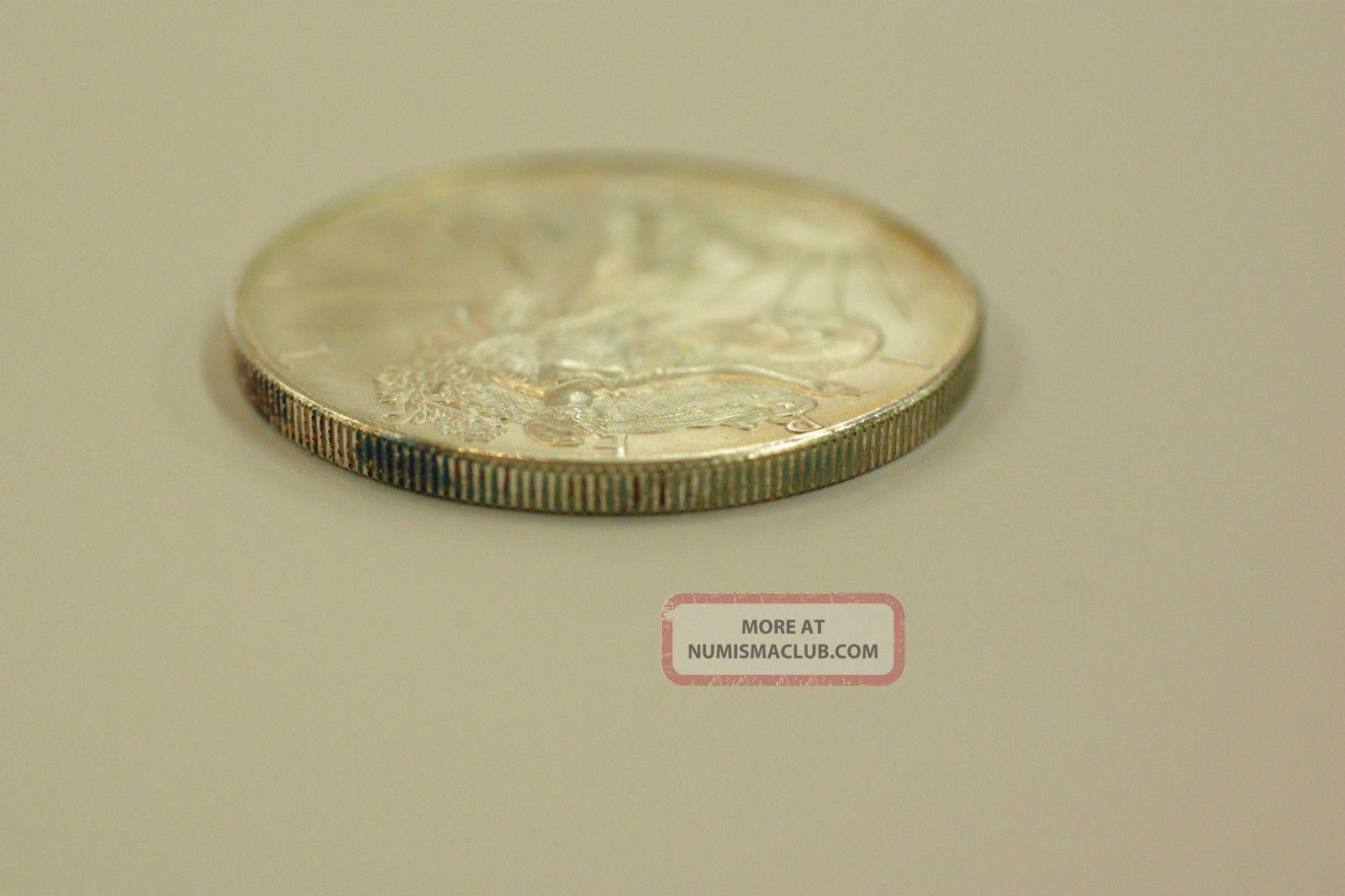 1 Ounce Fine Silver One Dollar