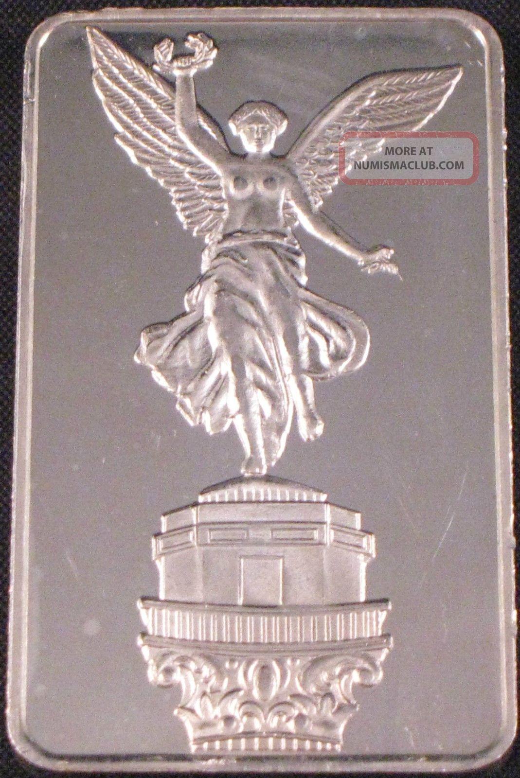 Grayson Gra 1 Winged Angel Of Victory Wreath Good Evil