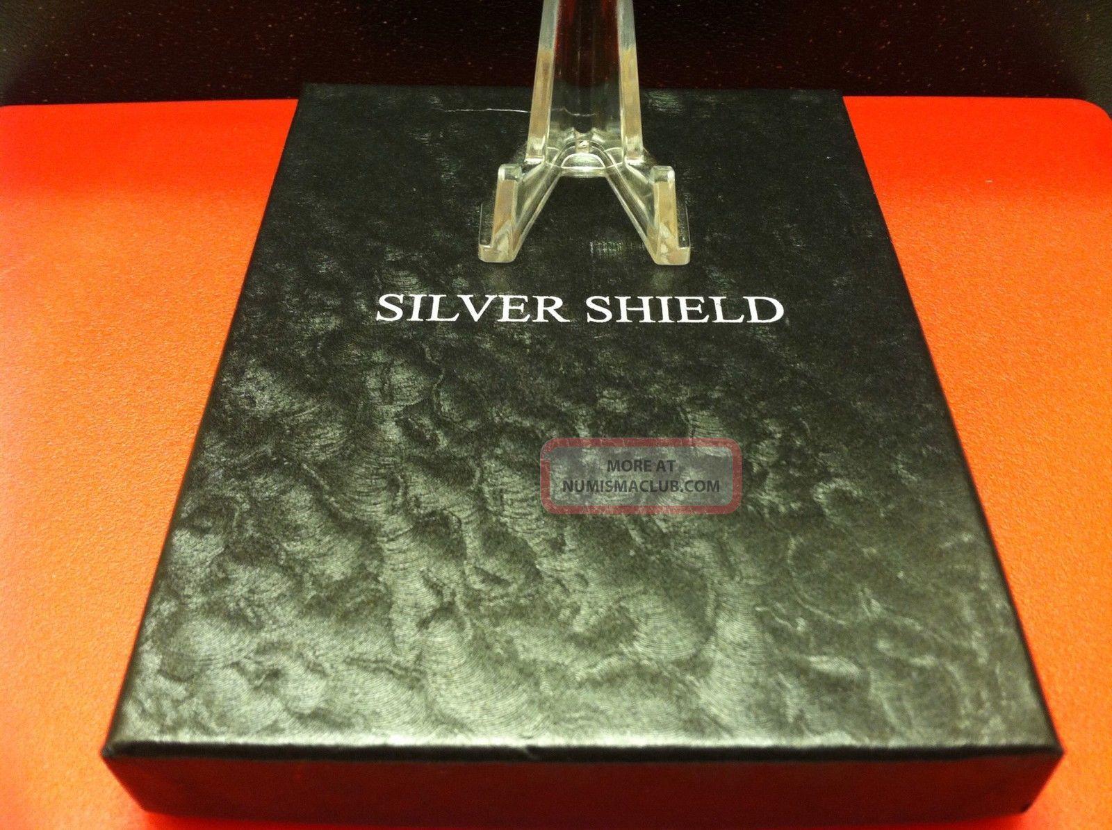 Silver Shield Freedom Girl 1 5 Troy Oz 999 Silver Proof