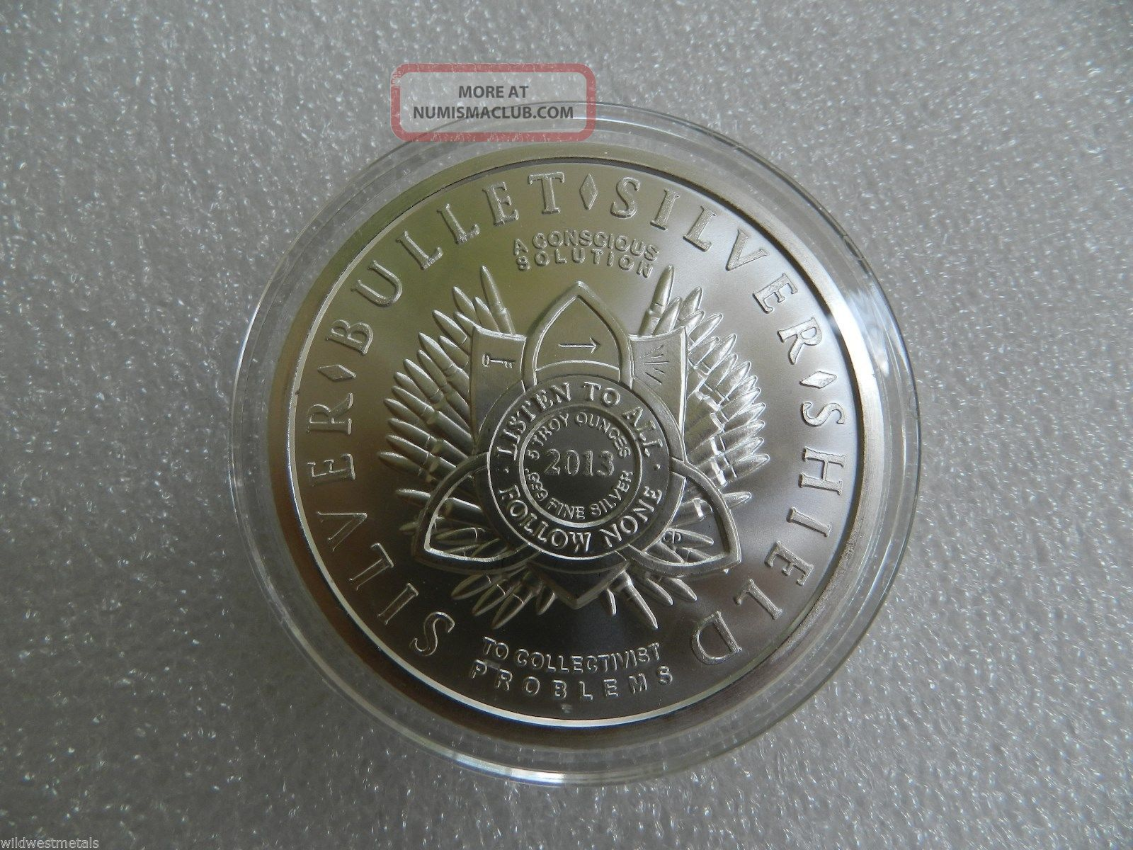 5 Oz Freedom Girl Quot 100 Minted Quot Very Rare 1 100 Silver