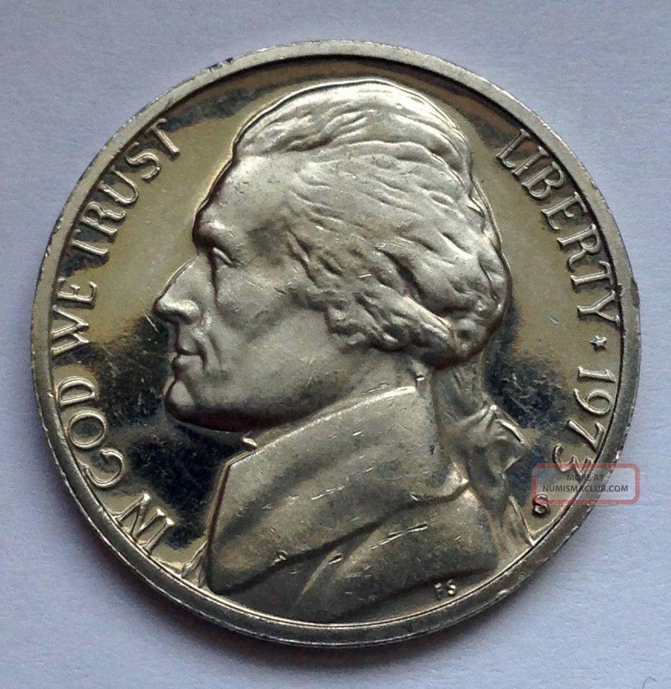 1973 S Proof Jefferson Nickel
