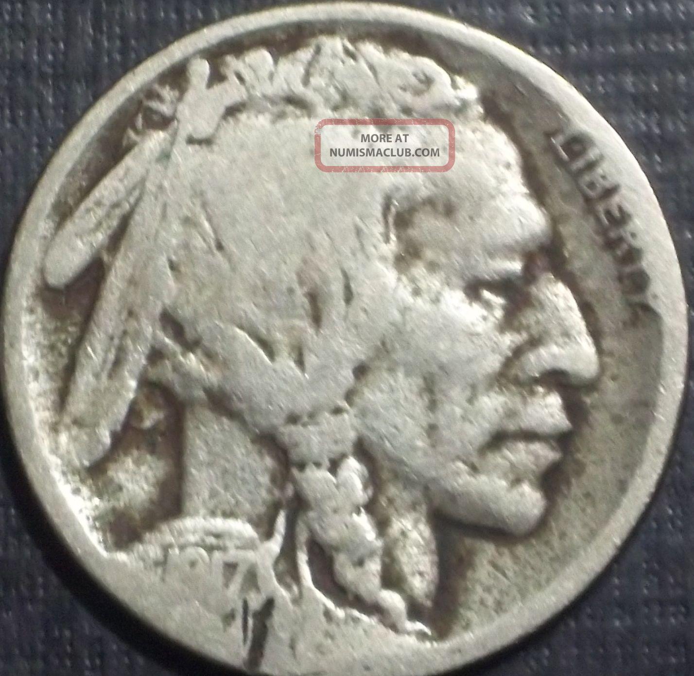 Buffalo nickel value no date in Brisbane