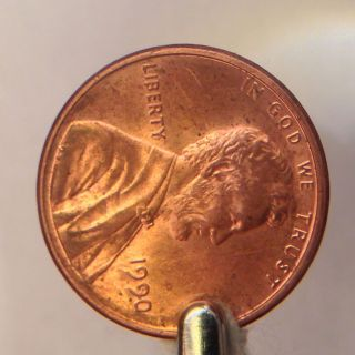 1990 S No S Proof Penny photo