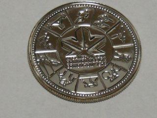 1978 Canadian Commemorative Silver Dollar Bu 591a photo