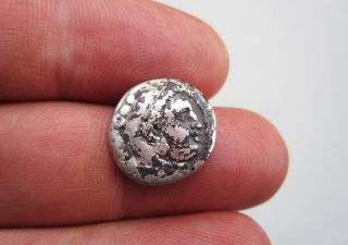 Ancient Authentic Alexander Iii The Great Silver Drachma Macedonian Coin photo