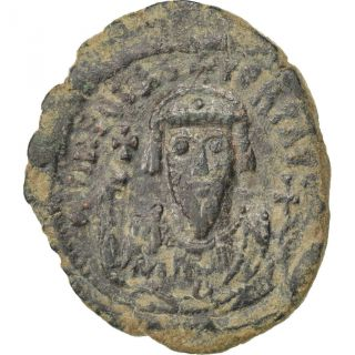[ 33092] Phocas,  Follis,  Cyzique,  Sear 665 photo