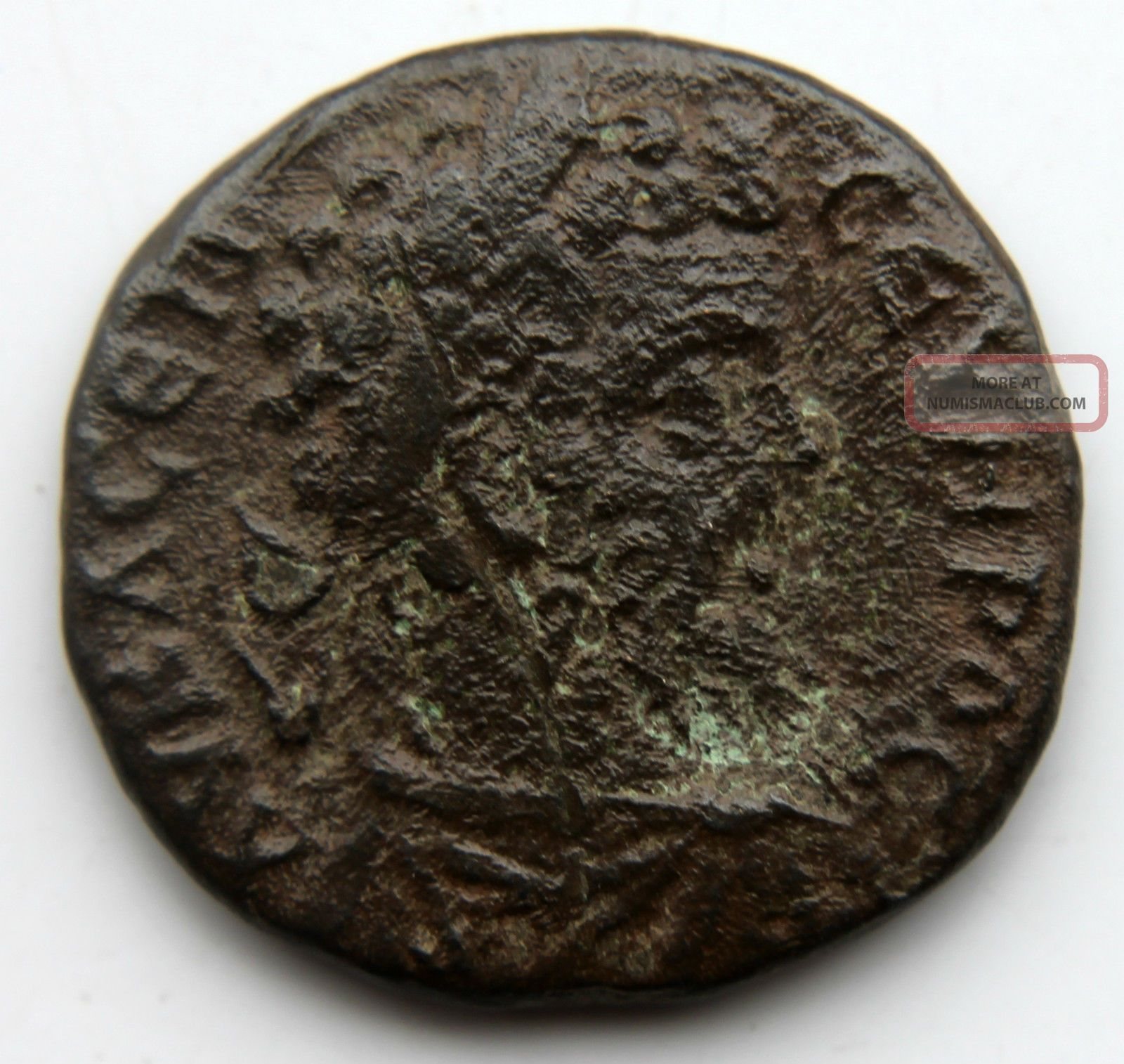 Unresearched Ancient Byzantine Bronze Coin Byzantine (300-1400 Ad) Coins: Ancient