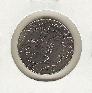 Sweden Krona,  1978 photo