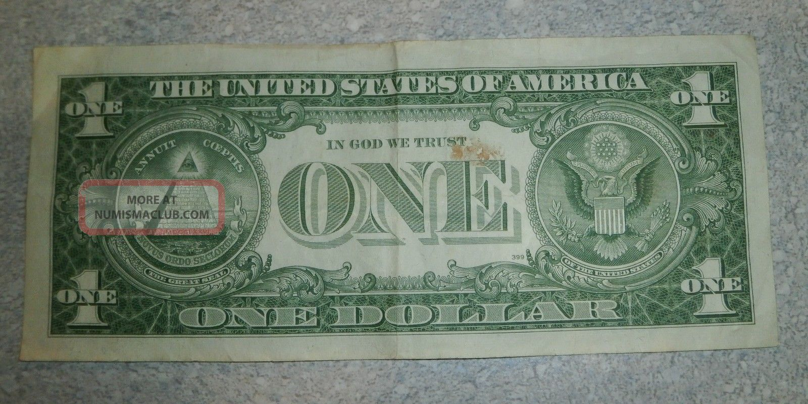 silver dollar bill certificate 1957 series states united enlarge