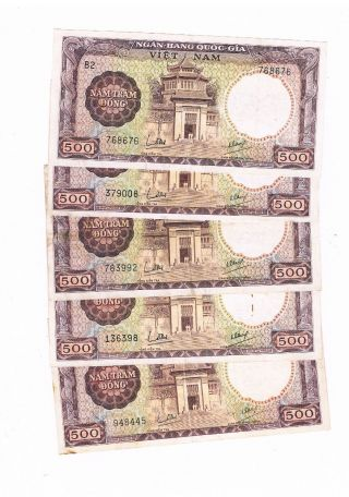 Vietnam 1000 Dong Banknote World Paper Money Unc Currency P106 Bill Elephant