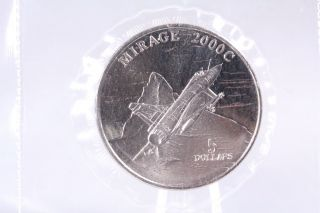 1995 Marshall Islands $5