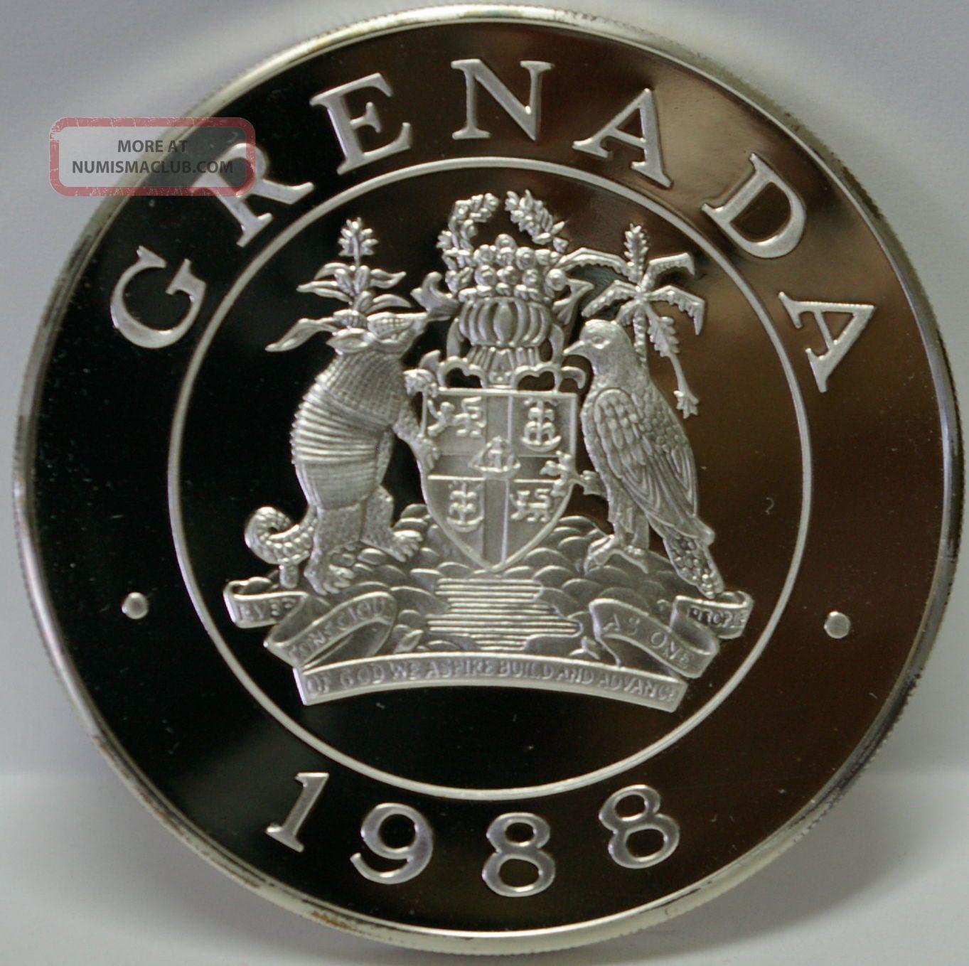 Granada 1988 100 Grenada Dove Oversize 5 Oz 0 925