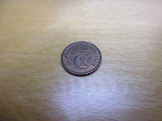 Iceland Coin 1 Aurar - Very Rare - 1940 photo