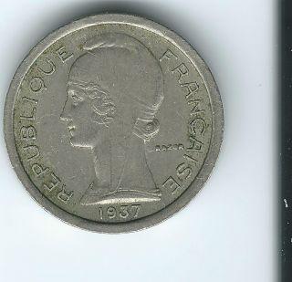 Token Ptt 1937 France Telephones Publics French Coin Jeton Français photo