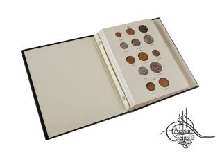 Jordan 1968 - 1991 Coin Album Inc.  1970 1972 1974 1975 1977 1978 1981 1985 Etc photo