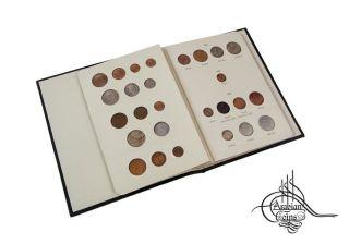 Jordan 1949 - 1967 Coin Album Inc.  1955 1960 1962 1964 1965 photo