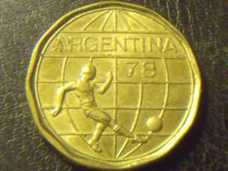 Argentina 50 Pesos,  1978,  1978 World Soccer Championship photo