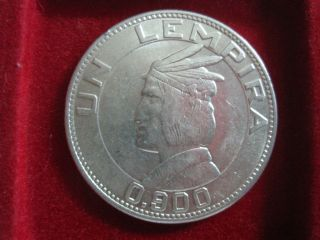 Honduras Lempira,  1937,  Km 75 - (g1 21) photo