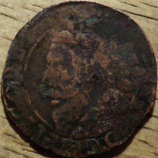 1610 Liege 1 Liard - Coin - Look photo