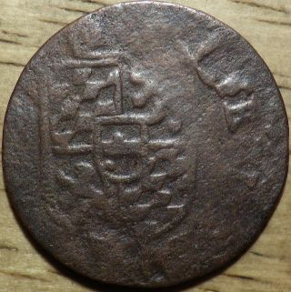 1640 Liege 1 Liard - Great Coin - Look photo