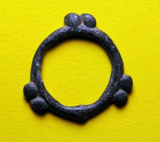 Authentic Celtic Ring Proto Money - Rare - Extremely Quality (0564) photo