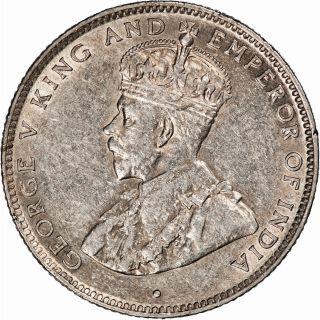 British Honduras 1919 25 Cents Lustrous Vf, photo