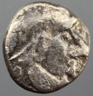 Celtic,  Drachm,  Silver,  Type