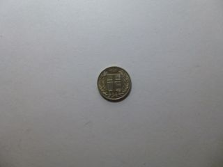 Old Iceland Coin - 1946 10 Aurar - Circulated photo