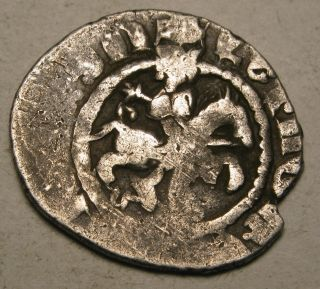 Armenia Takorin - Silver - Konstantin Iv.  (1365 - 1373) 1011 photo
