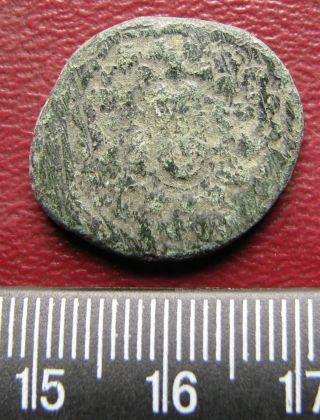 Authentic Ancient Greek Coin Amisos,  Pontos Nike / Aegis 85 - 65 B.  C.  12196 photo