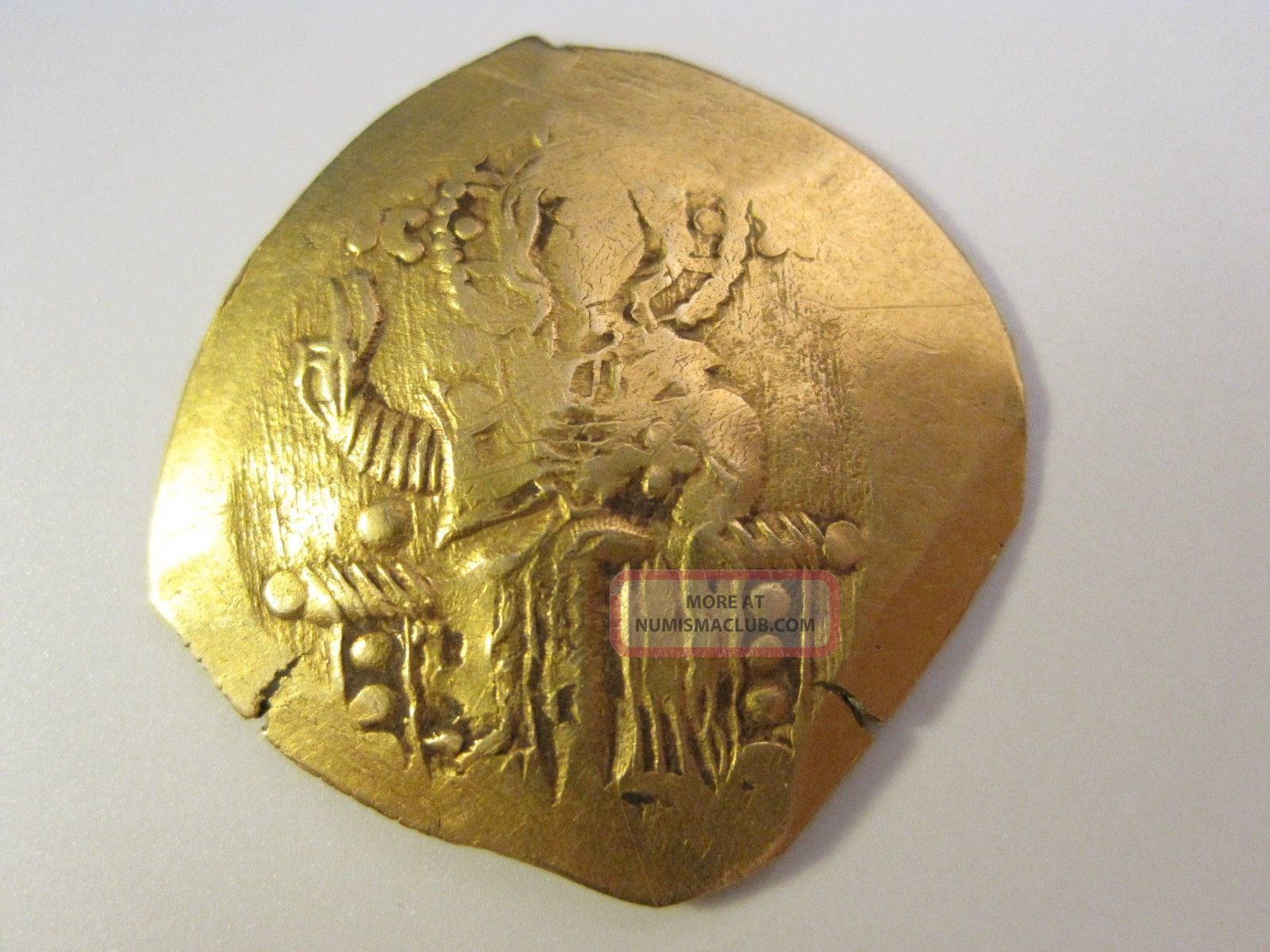 Byzantine Ancient Gold Coin Coins: Ancient photo