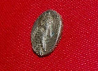 {epictronic/persia/persis/autophradates (vafradad) Iii – 1st Century Bc/ } photo