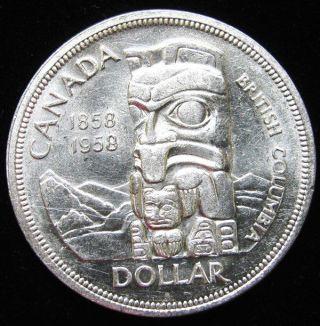 605.  Canada 1958