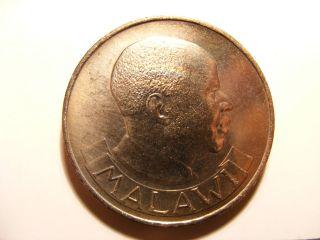 Malawi Kwacha,  1971,  Decimalization Of Coinage,  Uncirculated photo