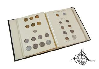 Syria 1920 - 1960 Coin Album Inc.  1921 1929 1933 1935 1936 1937 1940 1948 1956 Etc photo